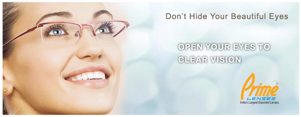 50369ec12e Prime Lenses India s no.1 Largest Exporters of Eye Lenses